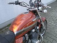 Speziallackierung - Kawasaki Zephyr 750